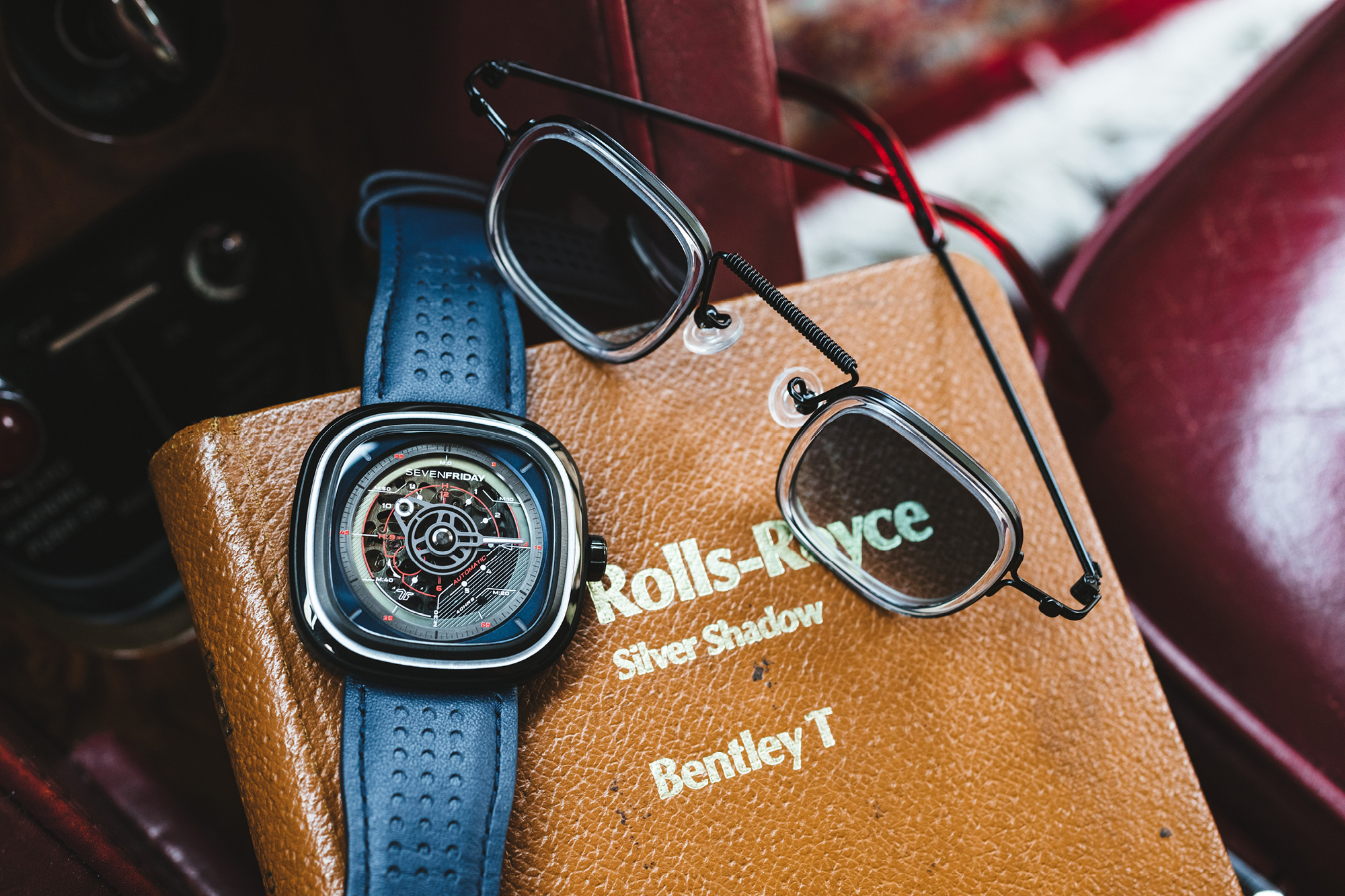 SevenFriday T3/01 watch