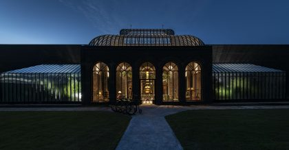 Bid to be the first to visit Hendrick's Gin Palace, one of the lots of the Standfast Charity Auction