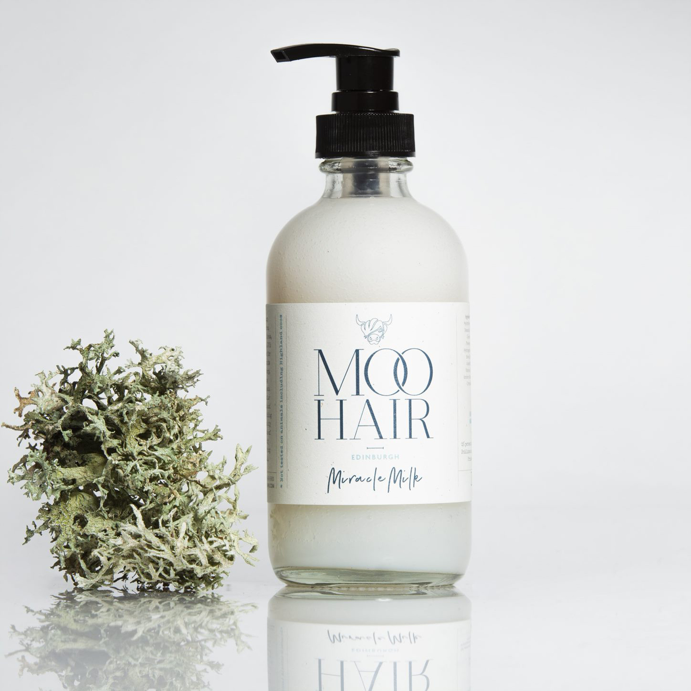 Moo Hair is one of the plastic-free brands Beth Noy recommends