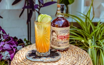 The Don Detox, made with Don Papa rum