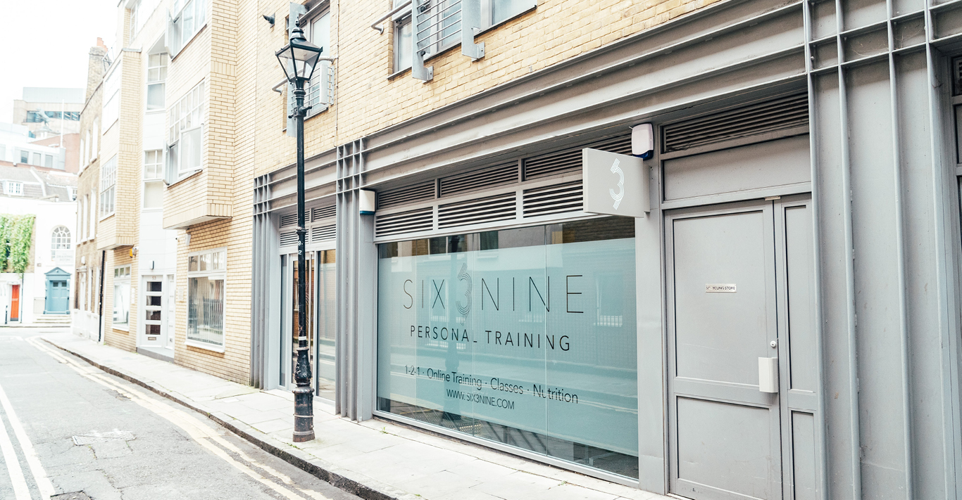 Six3Nine offers bespoke personal training and now has a second outpost in the City
