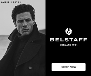 Belstaff James Norton