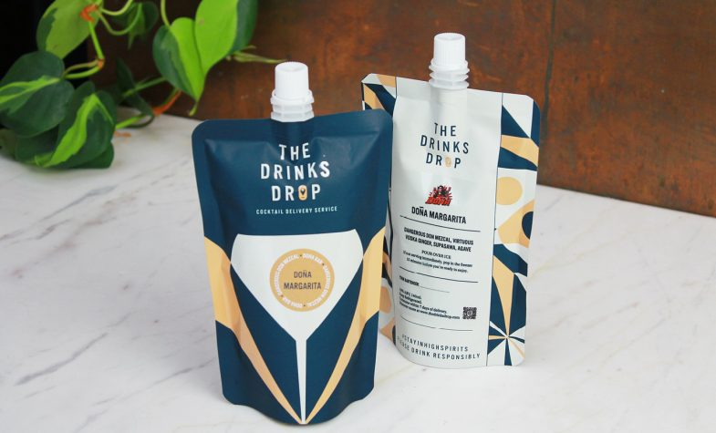 The Drinks Drop delivers premium cocktails from the country's best bars to your door