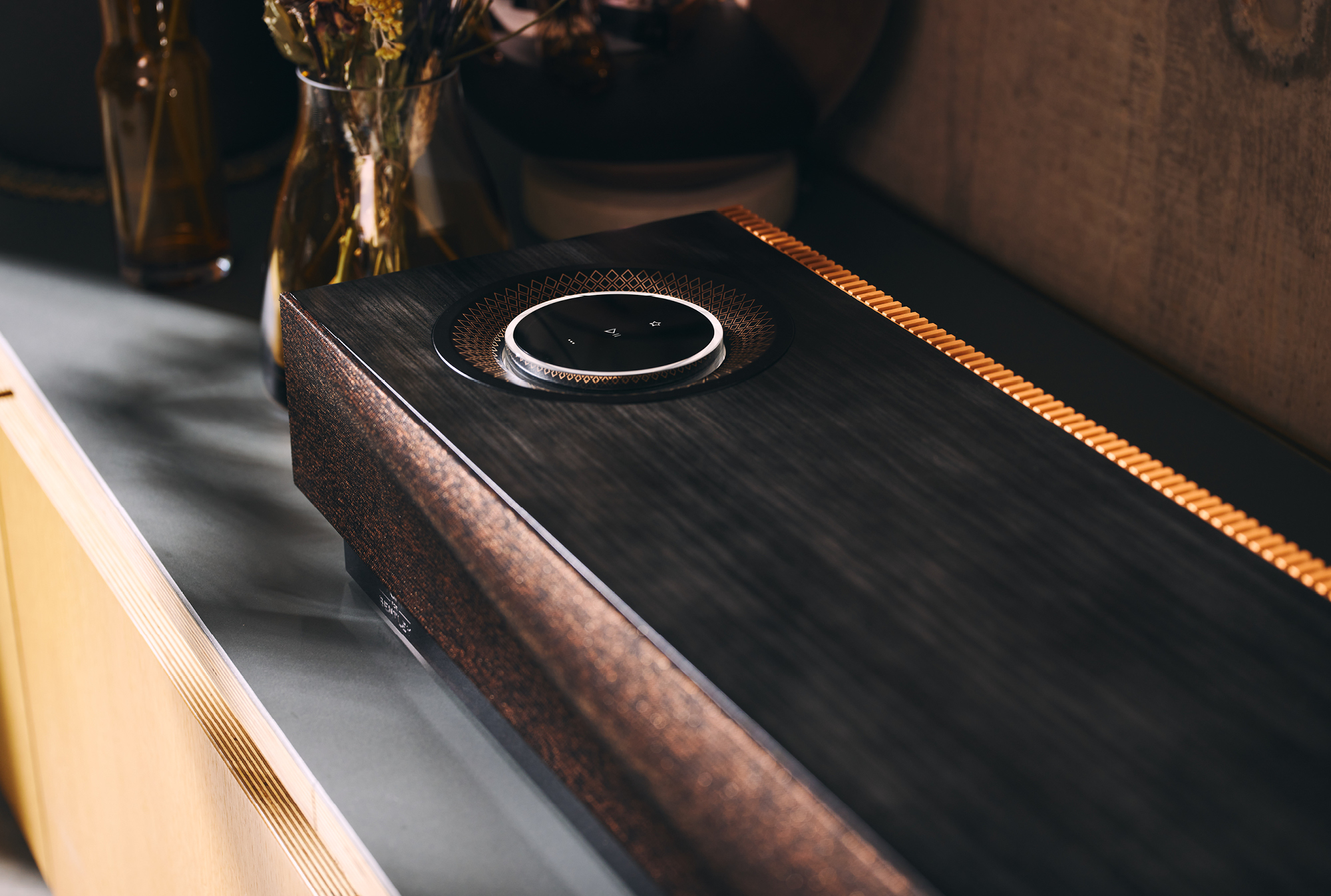 The Naim Mu-so for Bentley Special Edition speaker will be available from October for £1,799