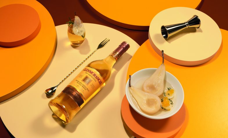 Glenmorangie The Original with sweet Caketail pairing