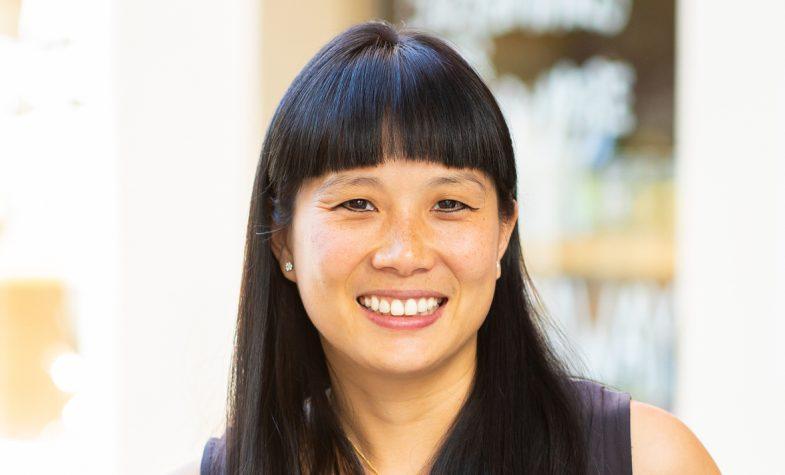Sandia Chang of Bubbleshop