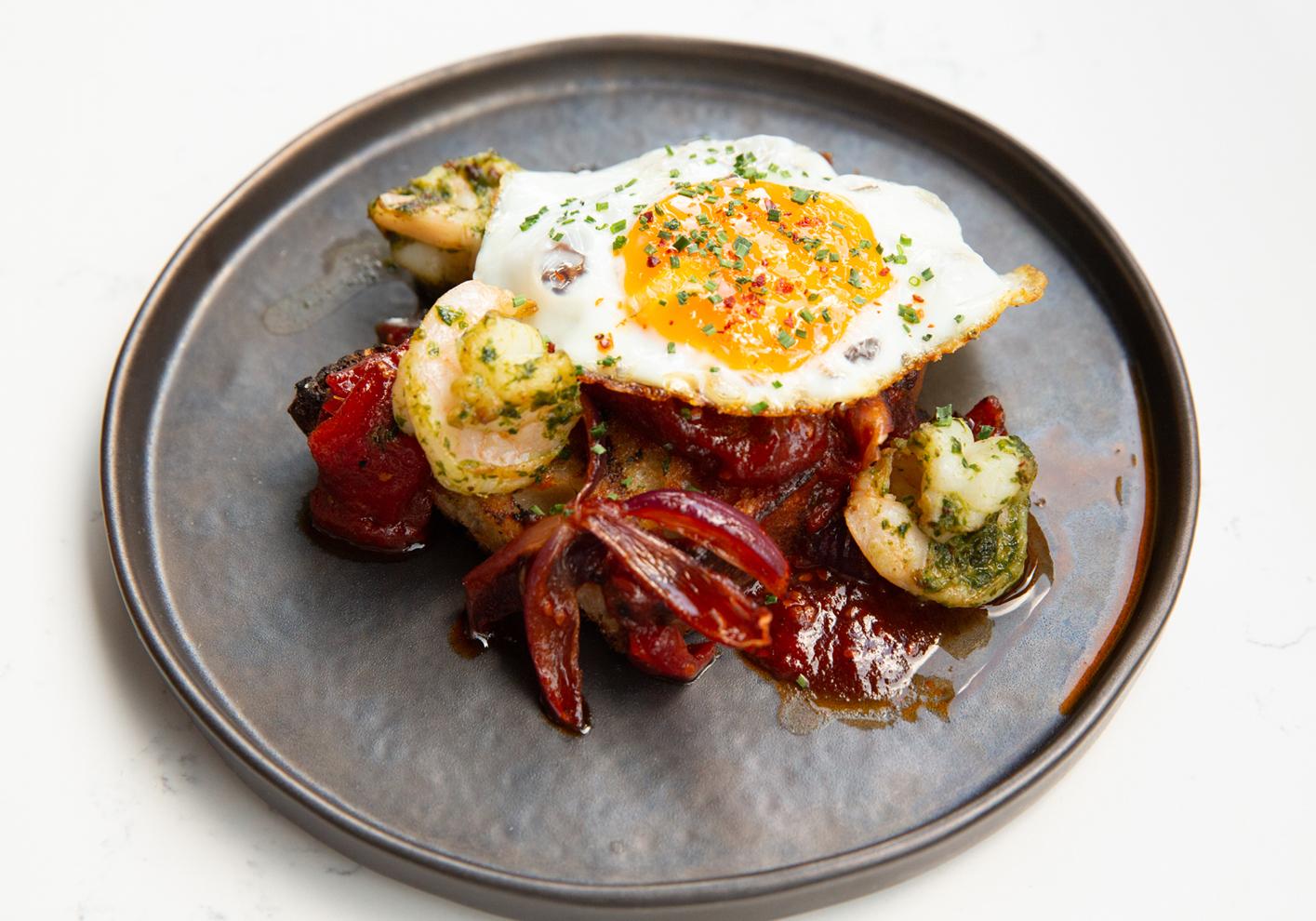 Ampéli is a new restaurant serving Eastern Mediterranean cuisine