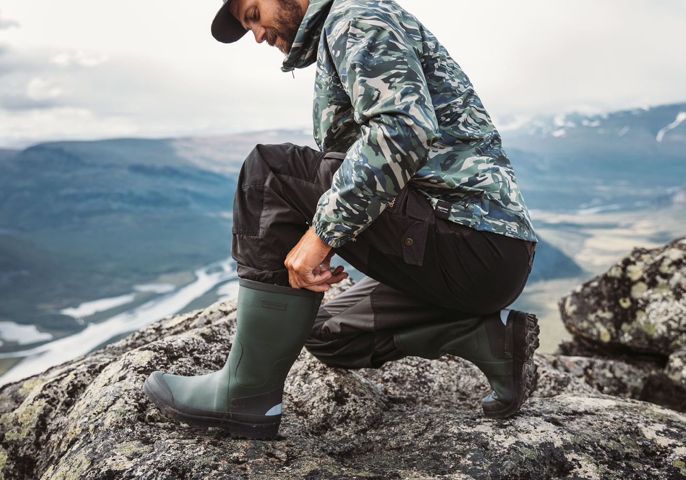 Tretorn has long been known for its expertise in making stylish and functional rubber boots