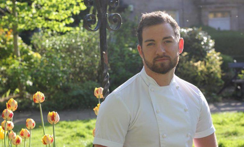 Michael Carr, head chef of Fenchurch Restaurant