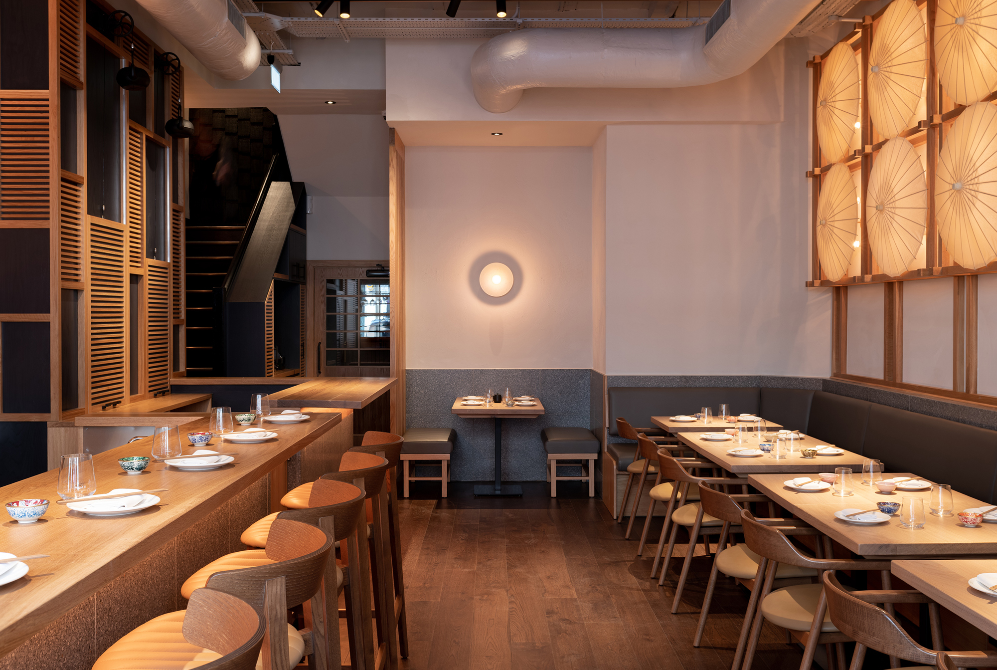 Taka Marylebone has finally opened its doors after a four-month Covid-related delay