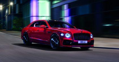 Bentley's new Flying Spur