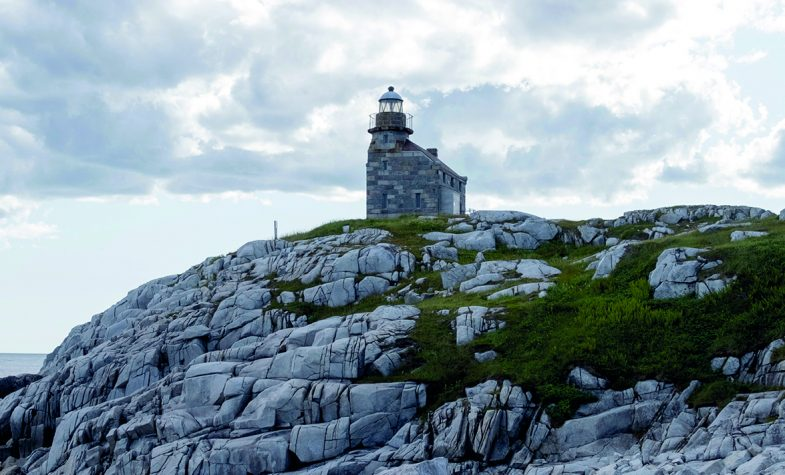 A lighthouse stands in Canada's Newfoundland & Labrador province