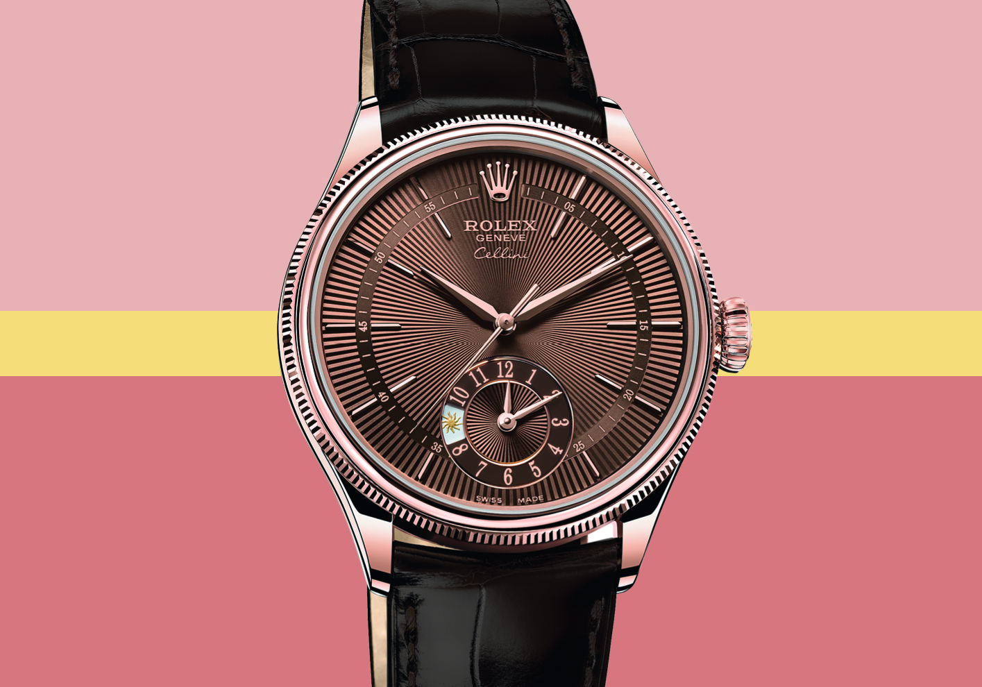 The Cellini Dual Time, £15,600