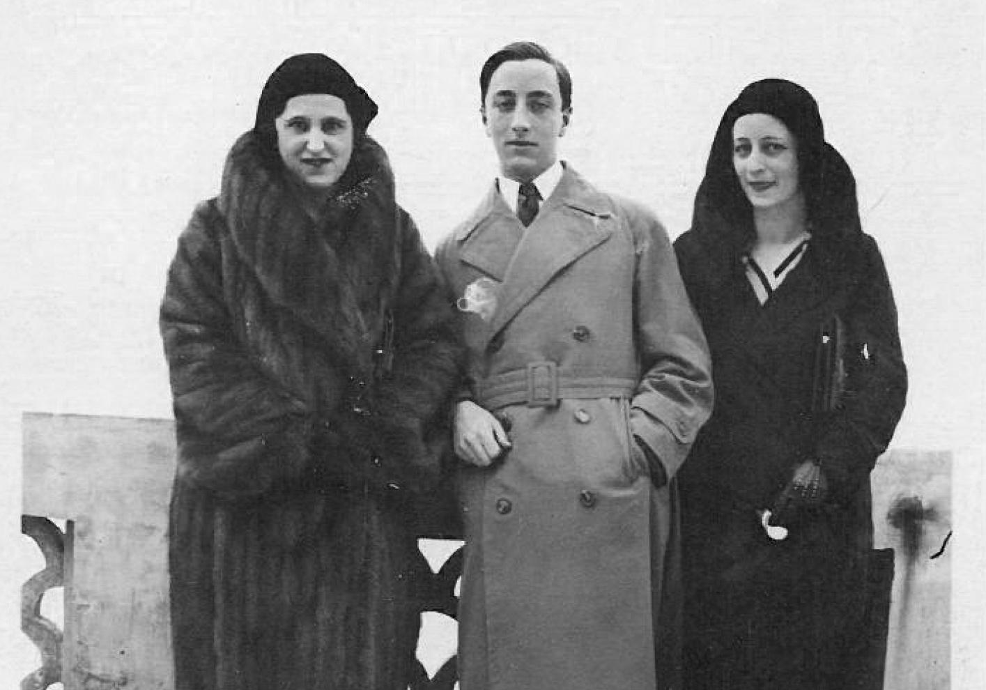 Gerry Ettinger in 1939