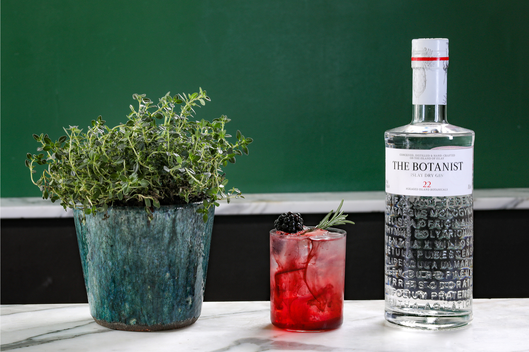 The Botanist Gin Bramble