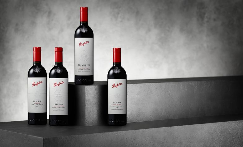 The inaugural Penfolds California Collection