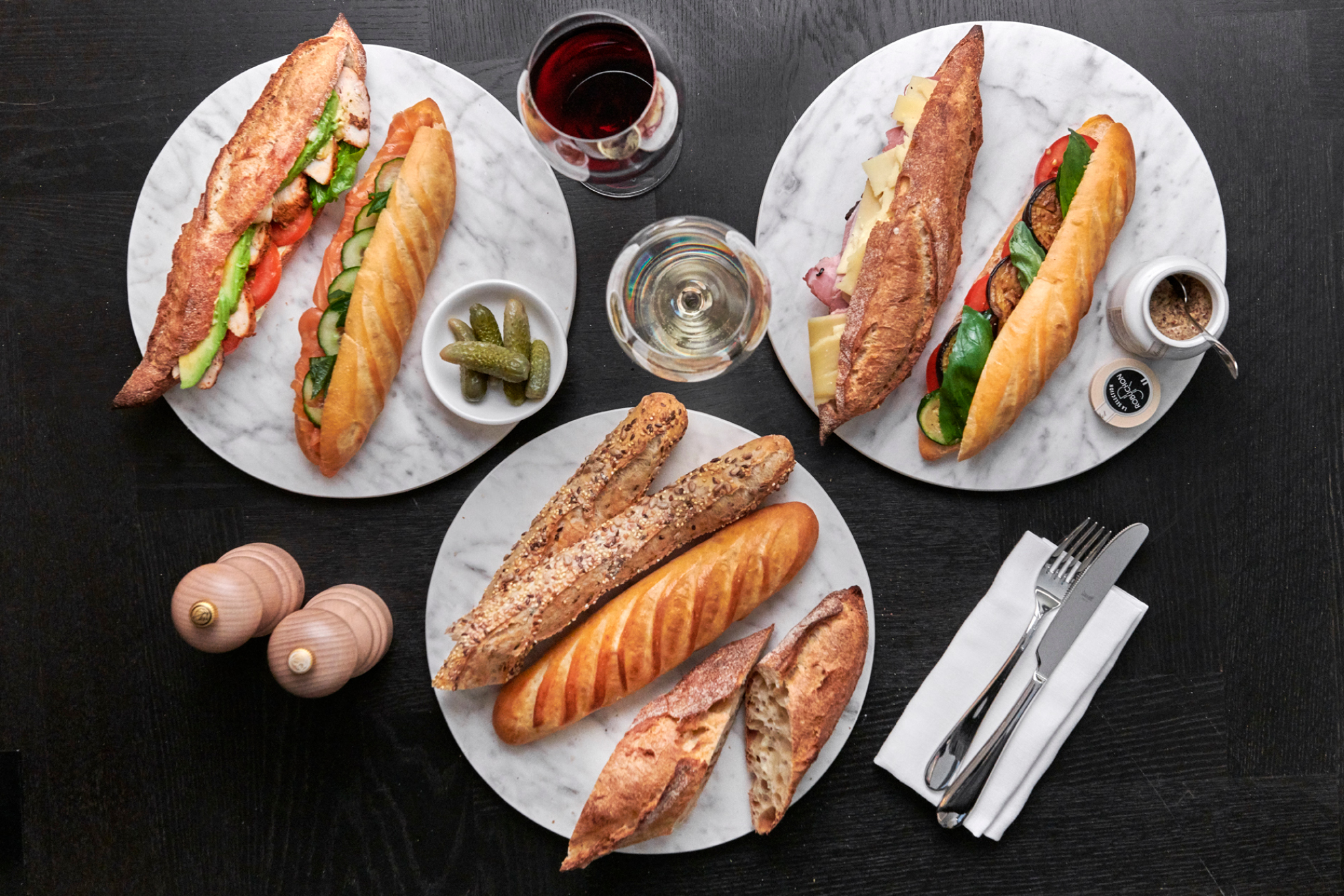 The finest French fare from Le Deli Robuchon