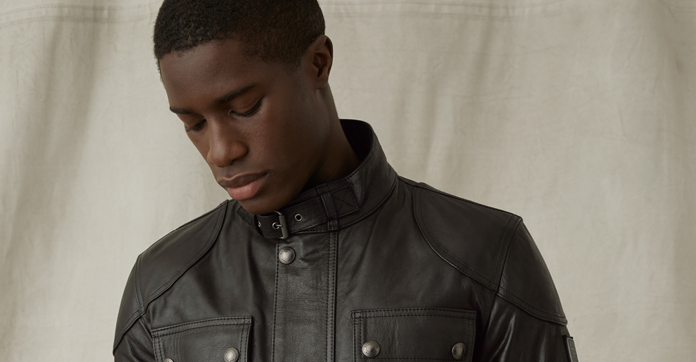 Rent the Belstaff Gangster 2.0 Jacket from £22 a day from My Wardrobe or buy for £1,295