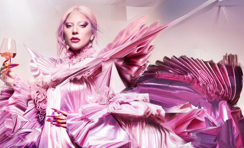 Lady Gaga and Dom Pérignon's bold collaboration
