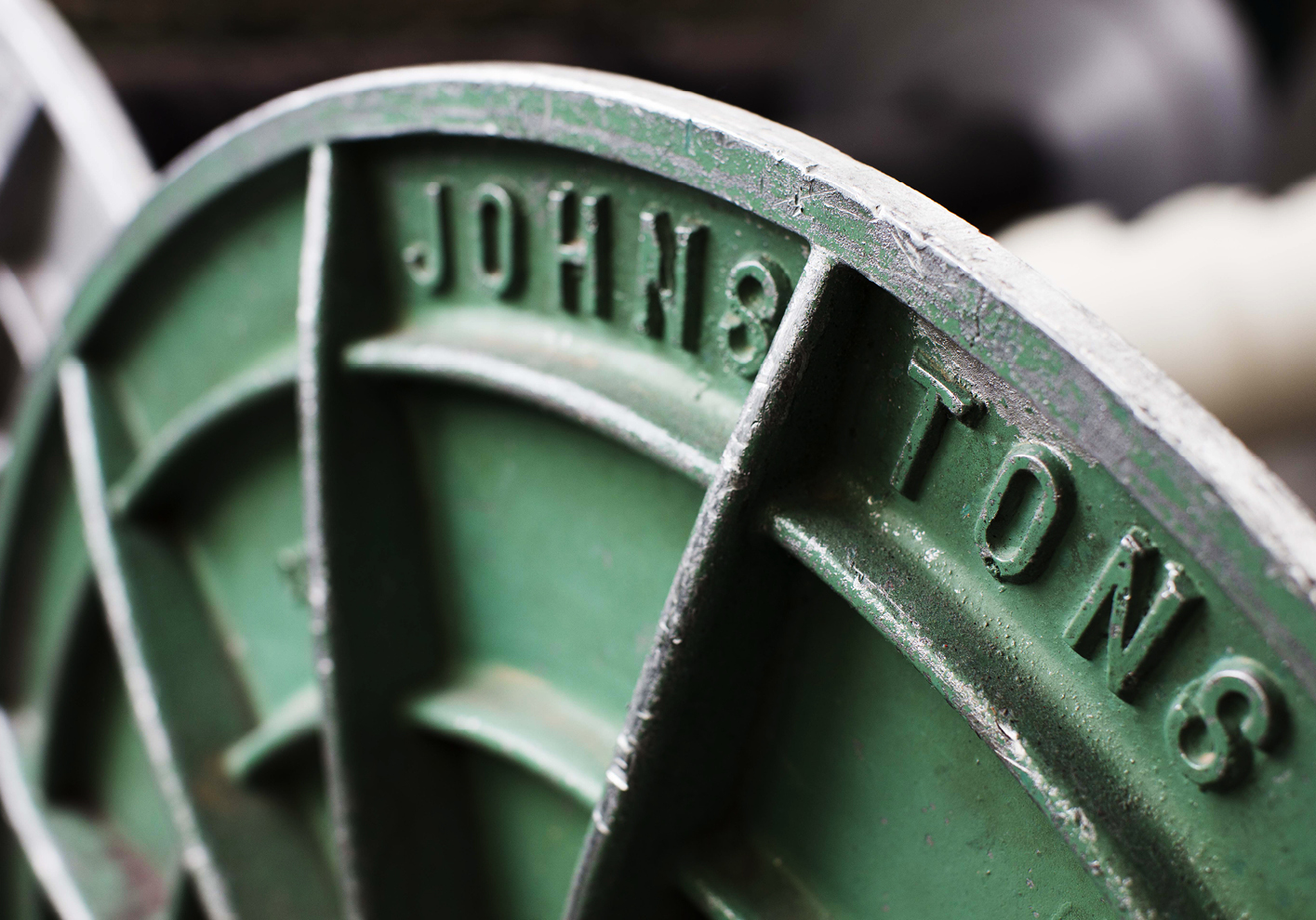 Johnstons of Elgin combines traditional craft with cutting-edge technology