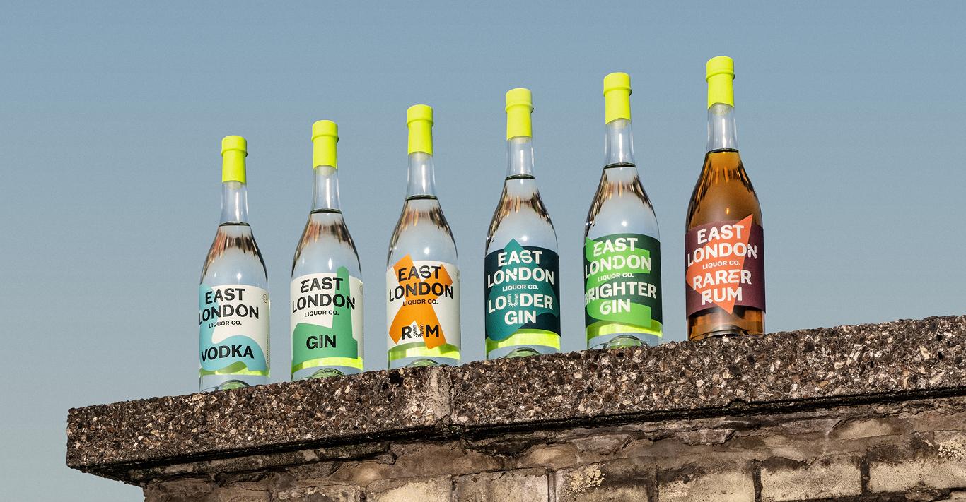 East London Liquor Company is crowd funding