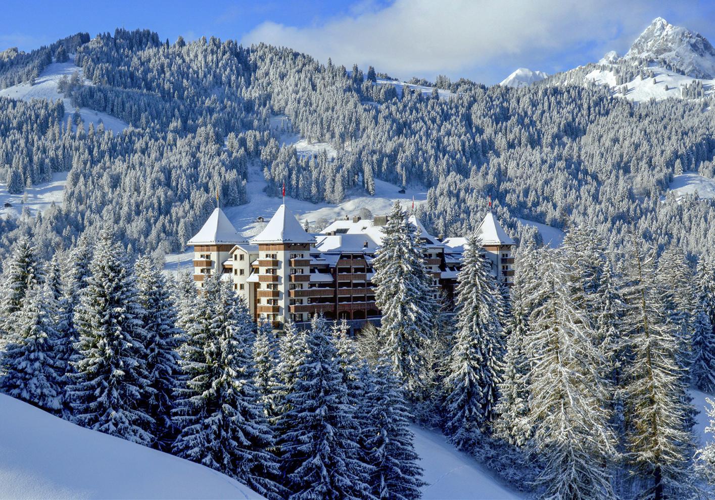 The Alpine Gstaad hotel