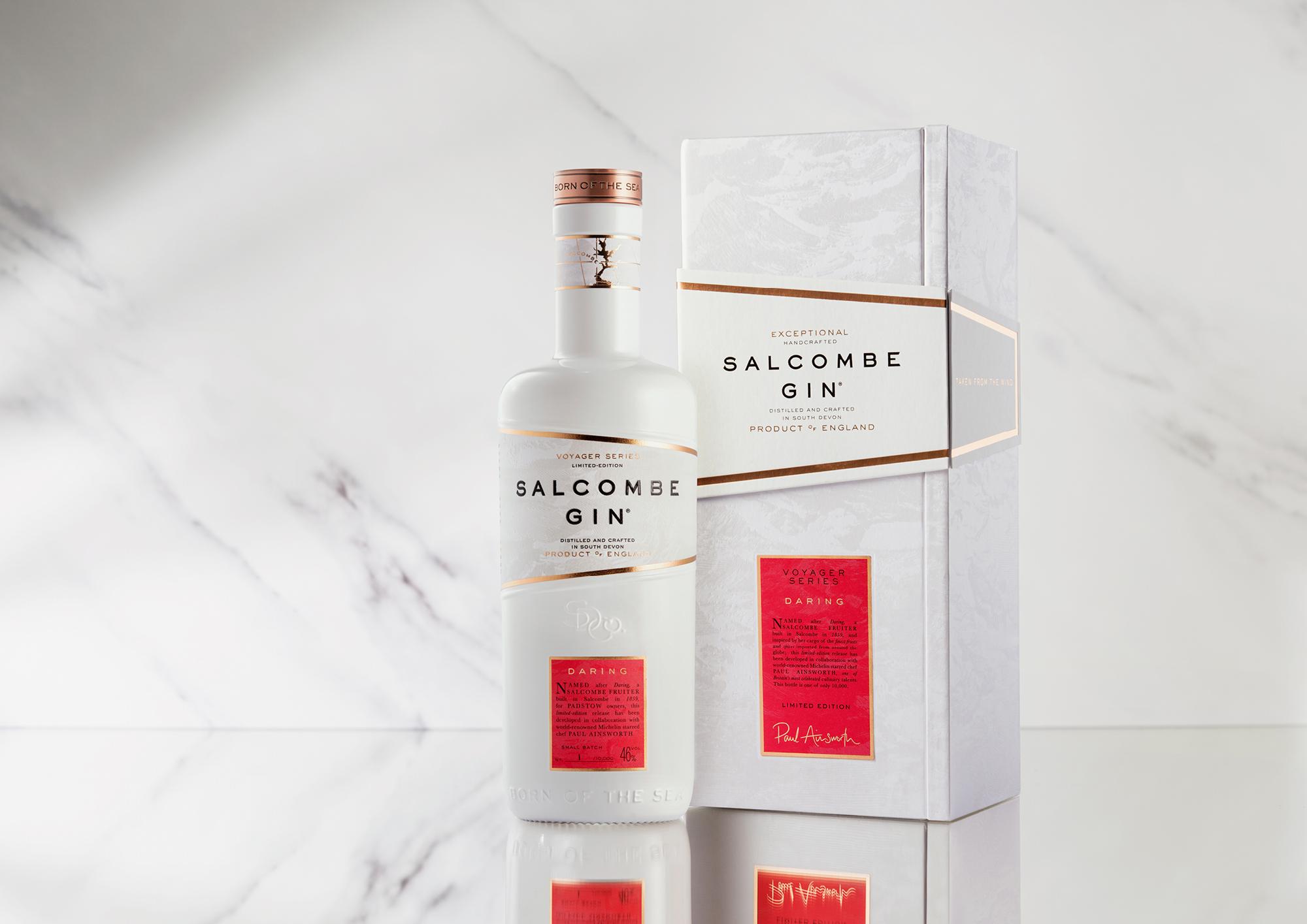 Salcombe Gin Voyager Series 'Daring'