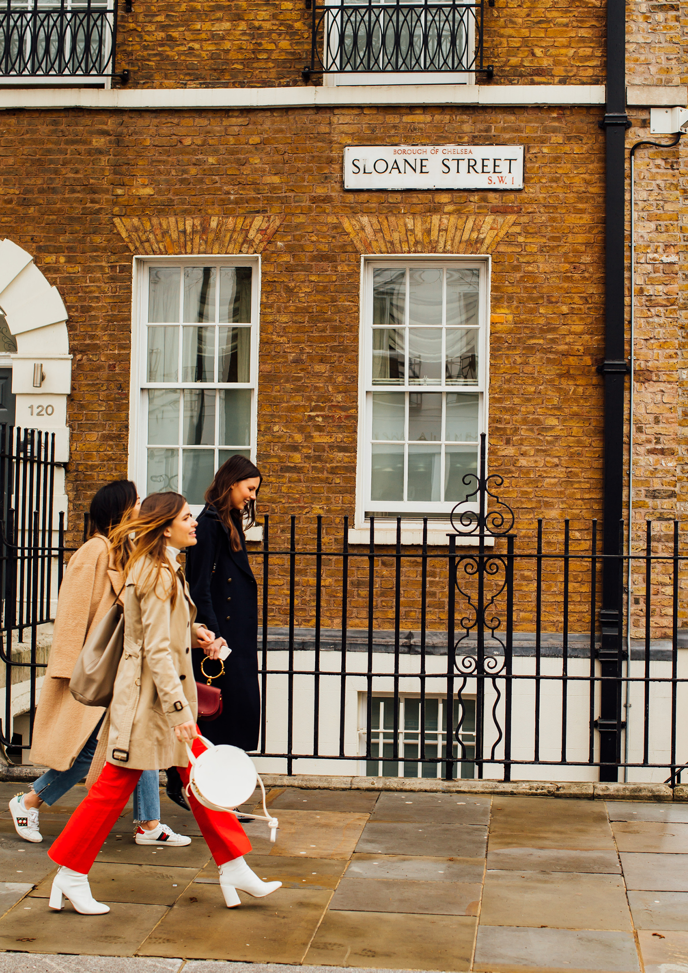 Sloane Street, London's finest shopping street