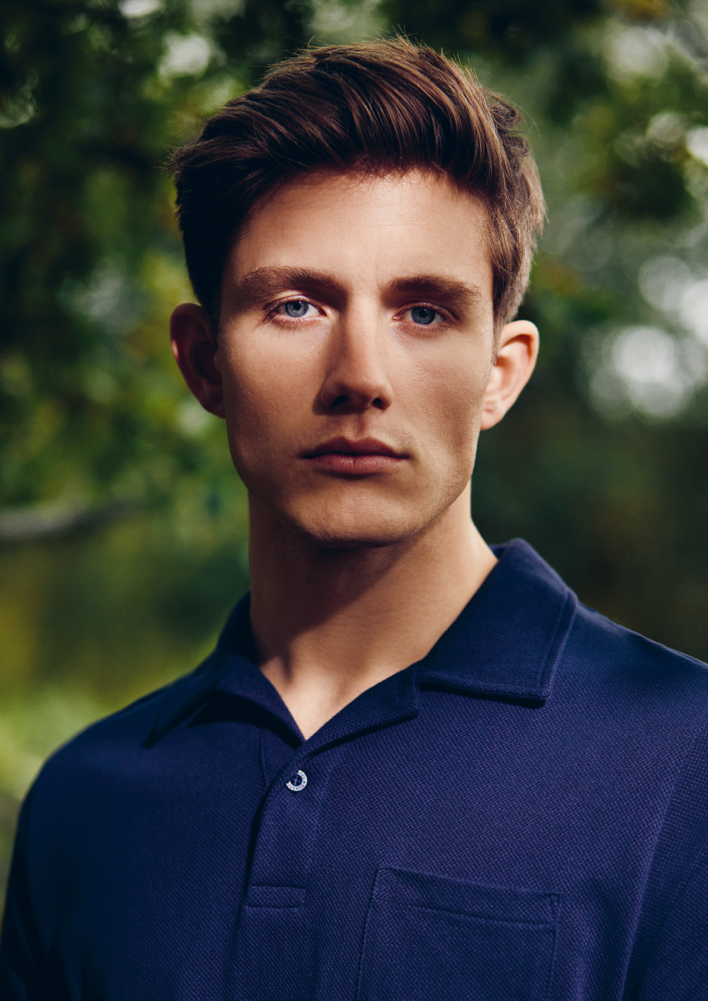 Lightweight and cool, the Sunspel Riviera polo shirt is a summer classic