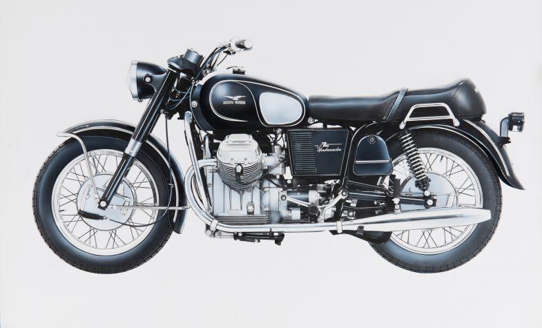 Moto Guzzi 1969 V7 Ambassador
