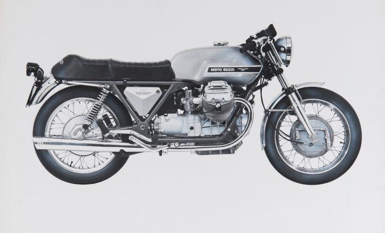 Moto Guzzi 1971 V7 Sport