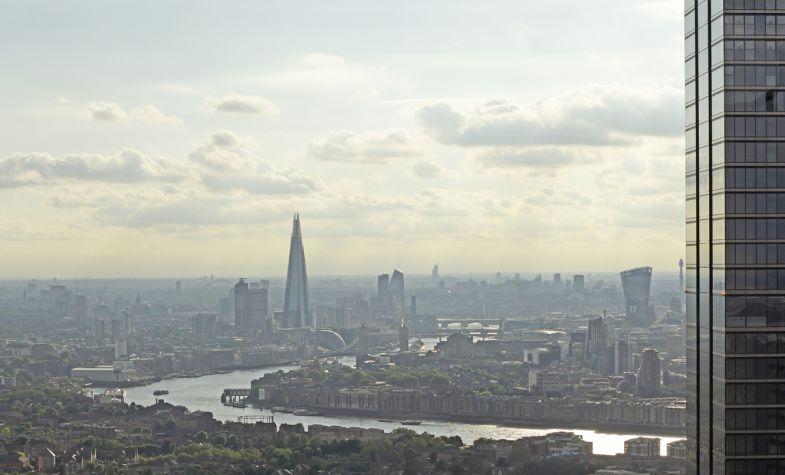 Views from Wardian London