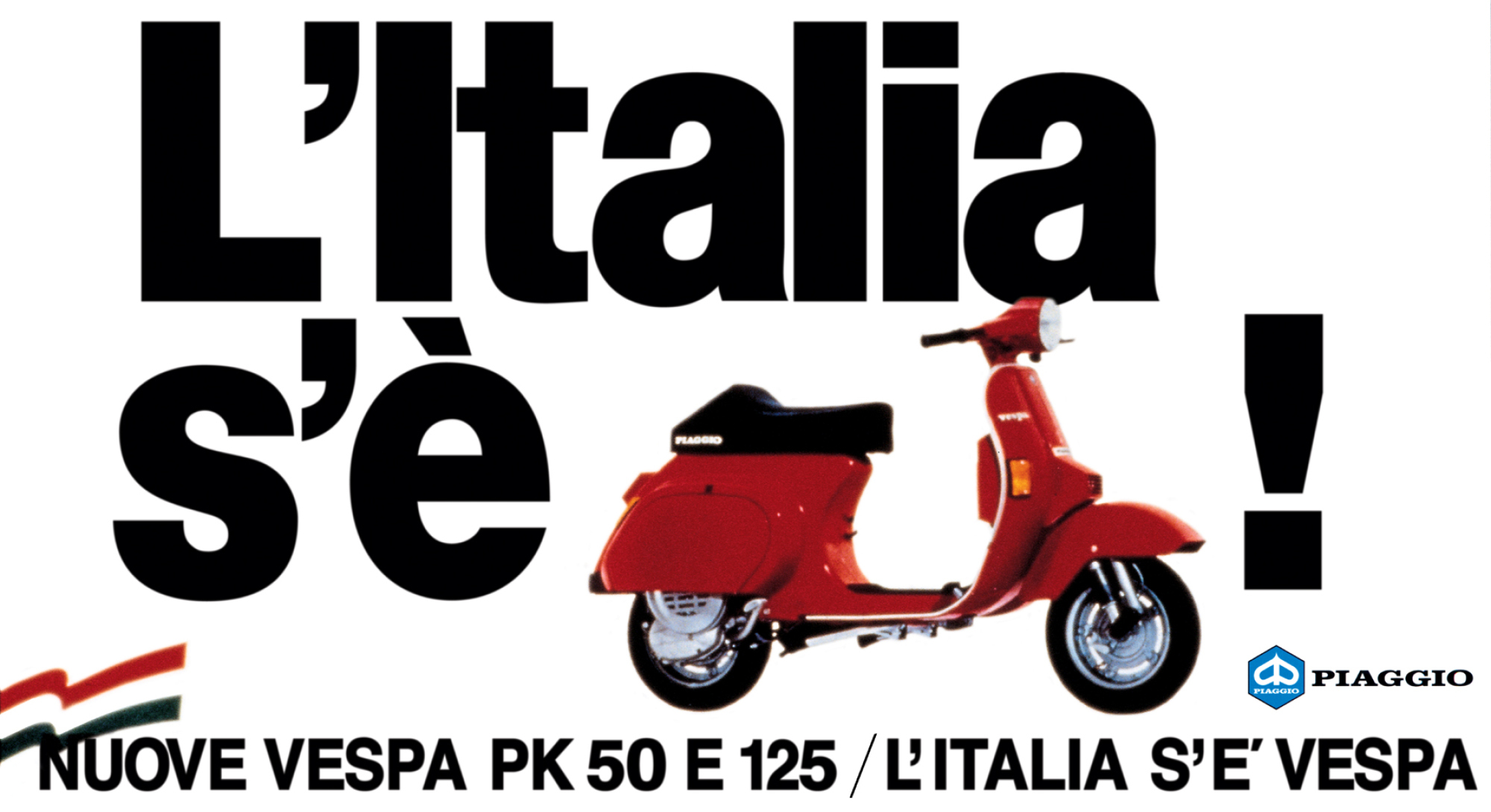 Piaggio is celebrating 75 years of the Vespa this year