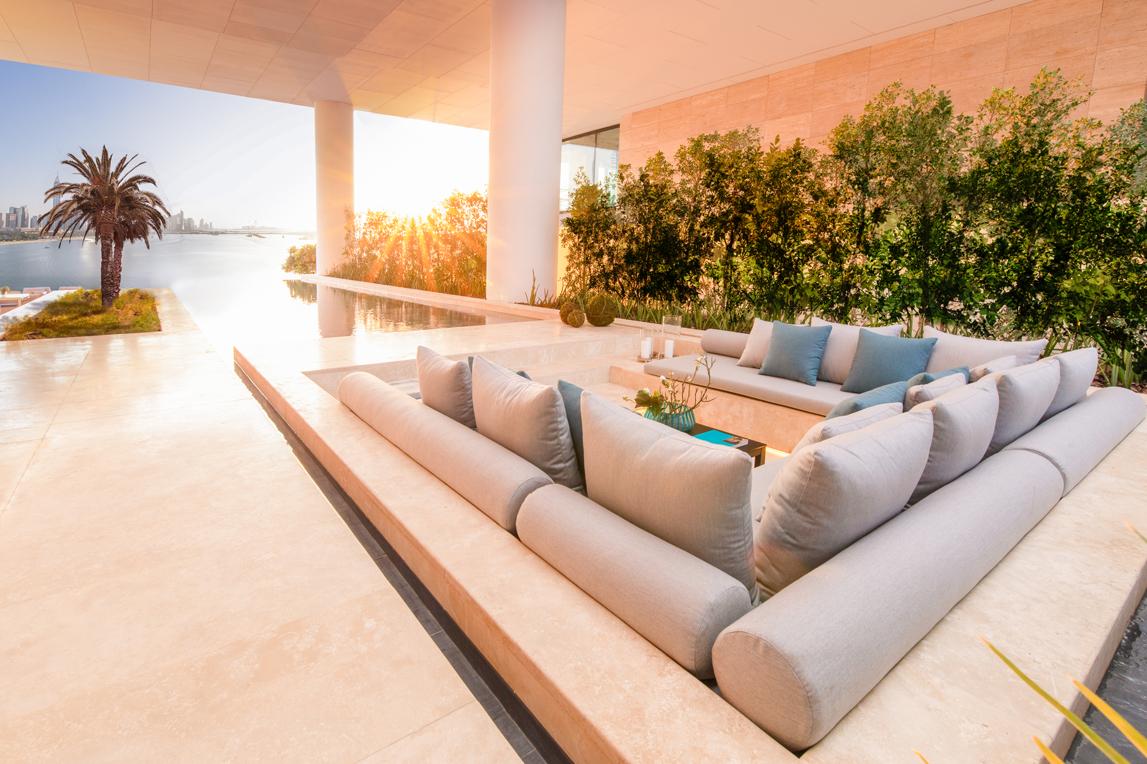 Terrace at One at Palm Jumeirah
