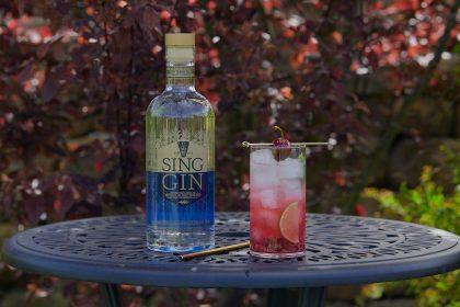 Sing Gin Cherry Smash