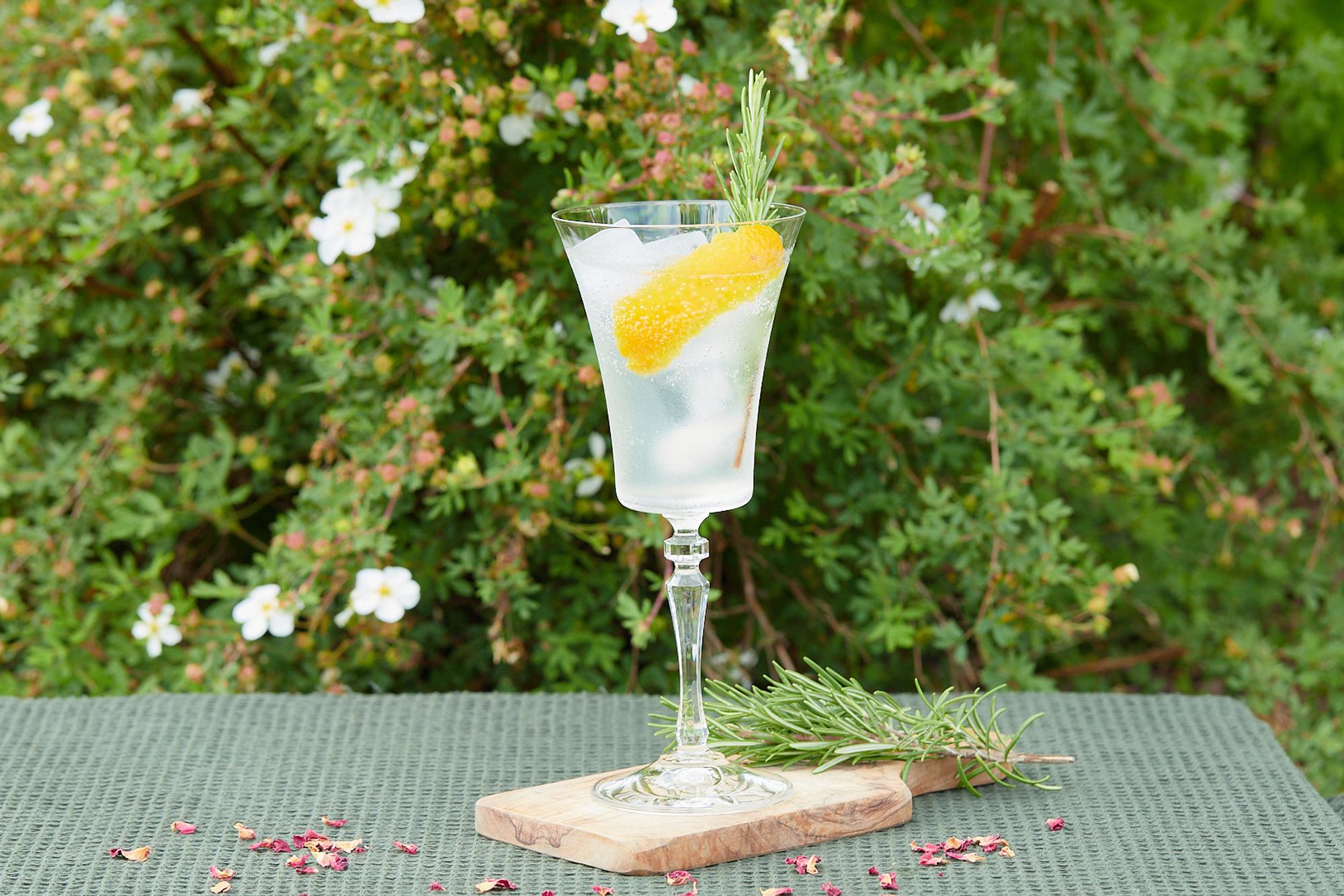 Sing Gin Elderflower Collins