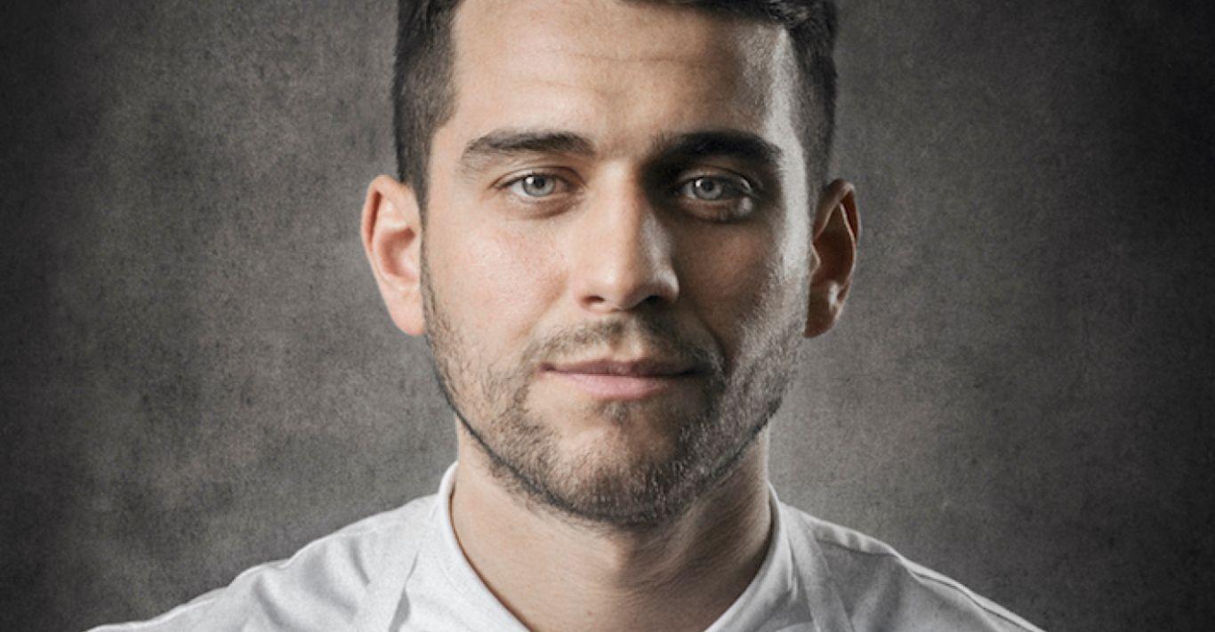 Sofian Msetfi, executive chef at Ormer Mayfair by Sofian