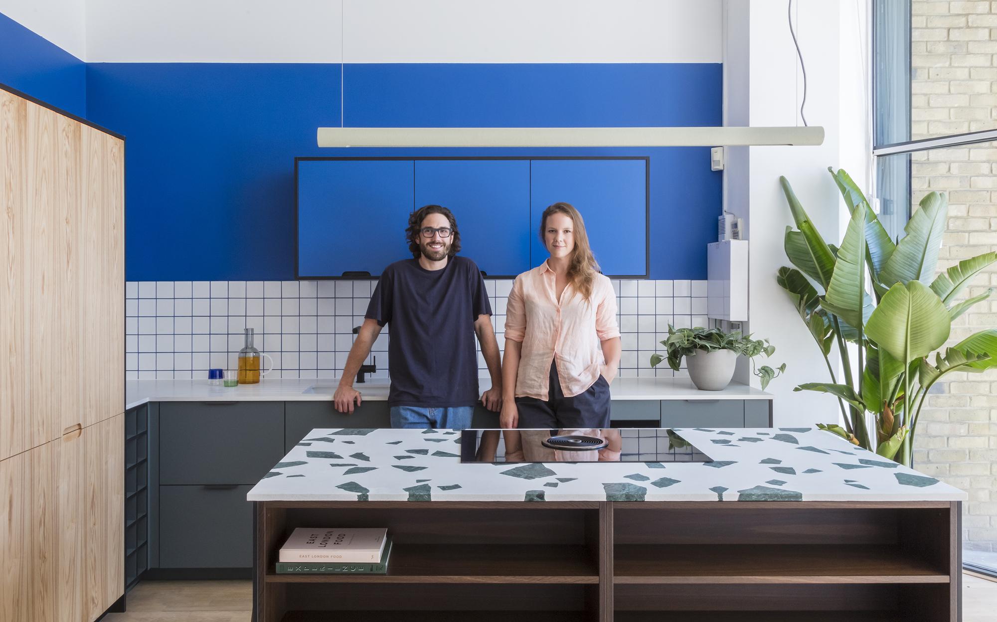Tom and Fi Ginnett of HØLTE Studio