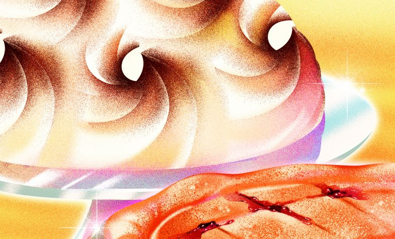 What makes the last course so appealing? Illustration by Simone Noronha