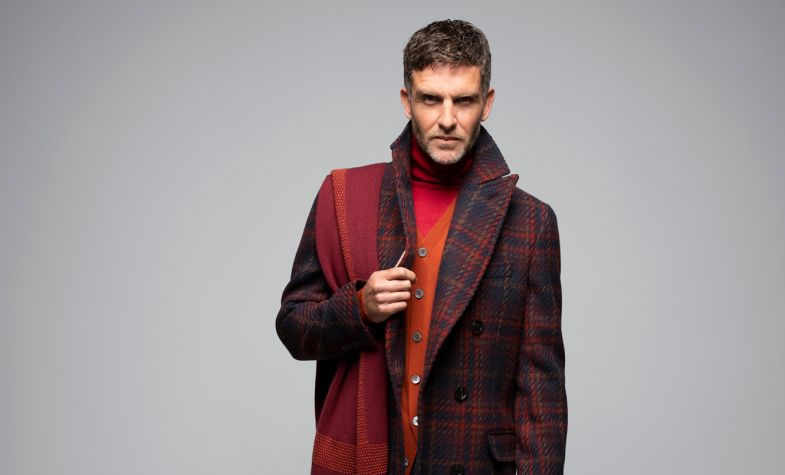 Chesterfield Coat, £995