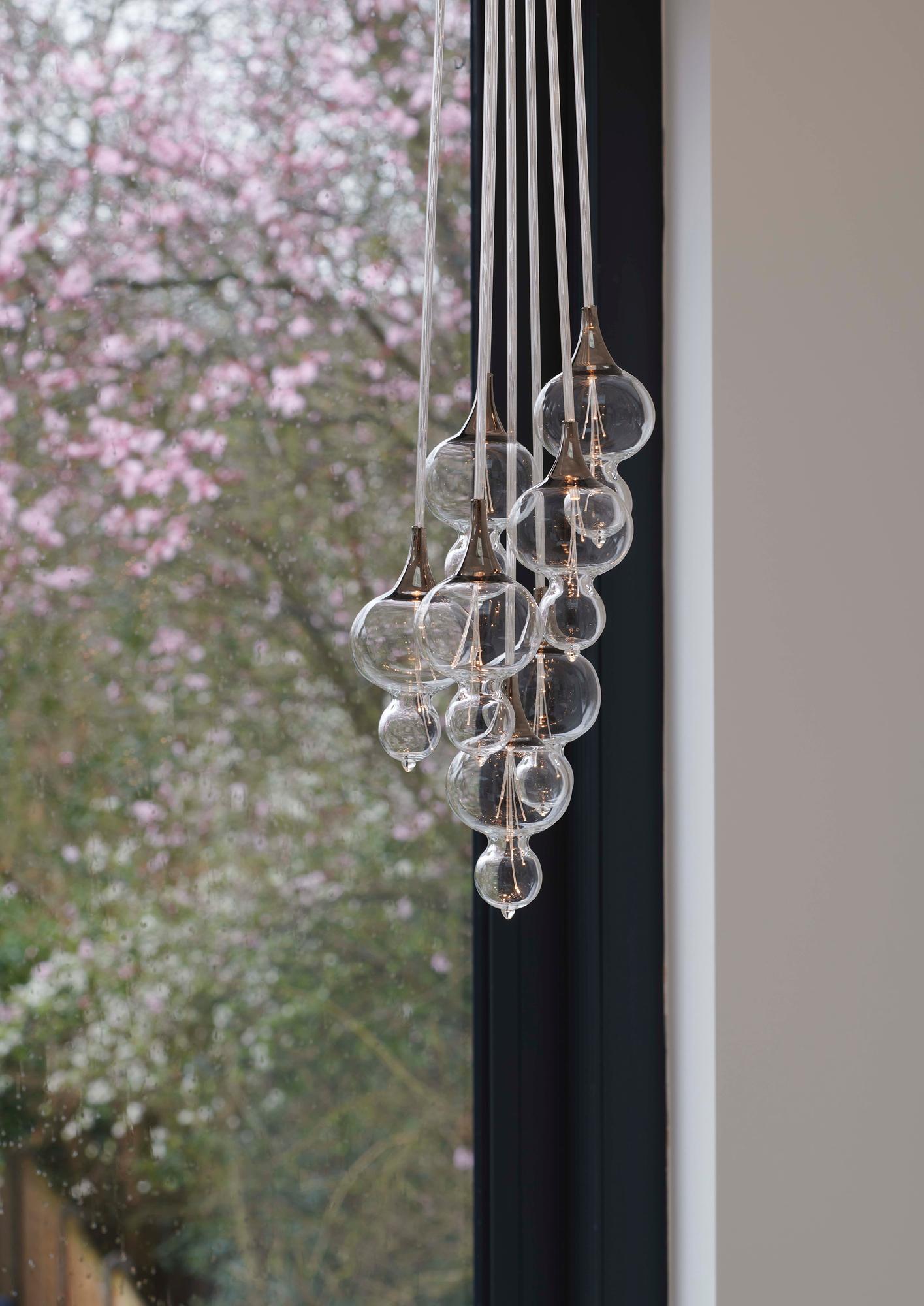 Samantha Sweet's Sweet Spot chandelier