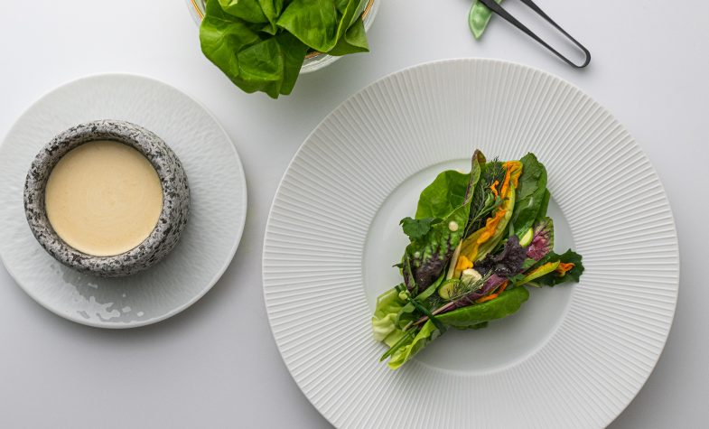 Sven-Hanson Britt promises classical techniques with a modern twist at Oxeye