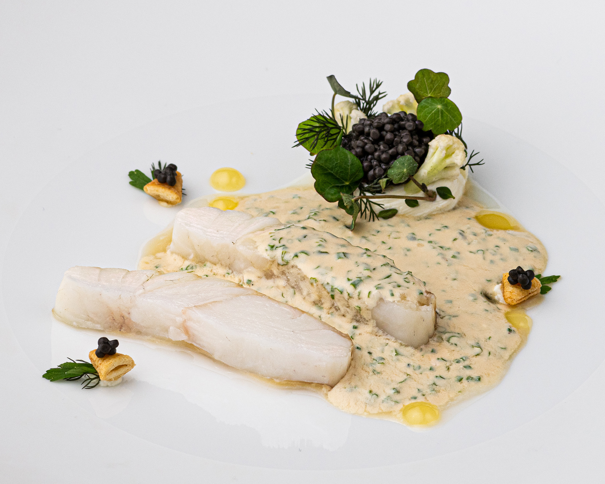 The food at Oxeye promises to be exciting and delicious