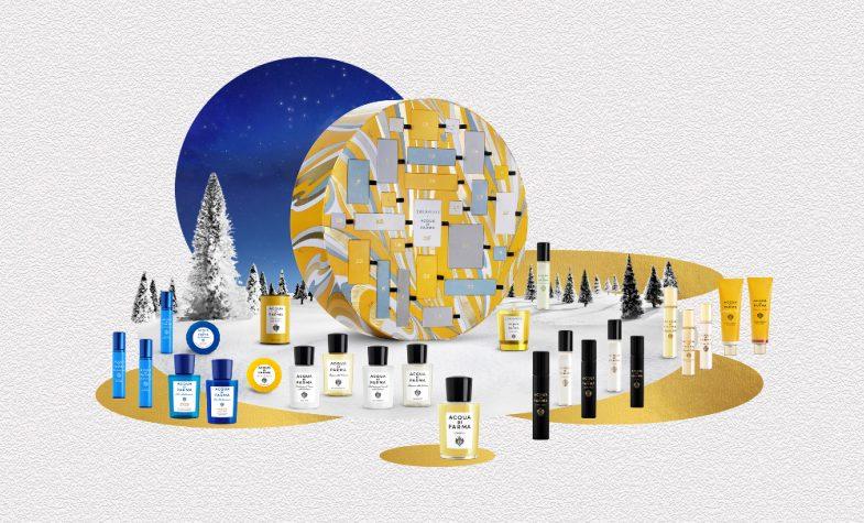 Acqua Di Parma and Emilio Pucci have collaborated to support Save The Children's 'Rewrite the Future' project