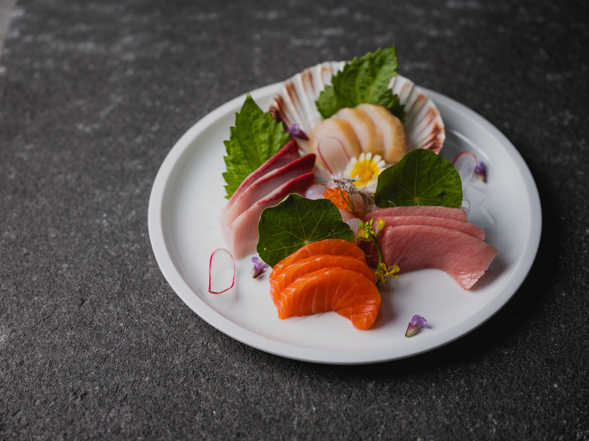 Sashimi is order of the day at Sachi