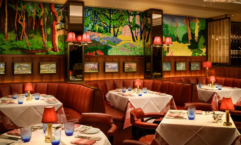 The Colony Grill Room